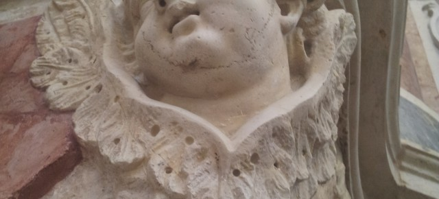 """Sculture di pietra, il """"bello"""" del """"vero""""."""